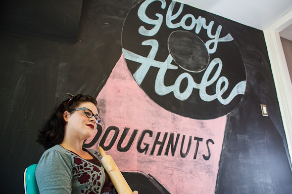 Glory Hole Doughnuts