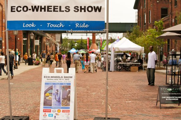 Eco-wheels Toronto