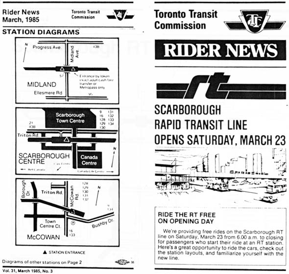 scarborough rt opening leaflet