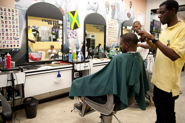 JC Barbershop