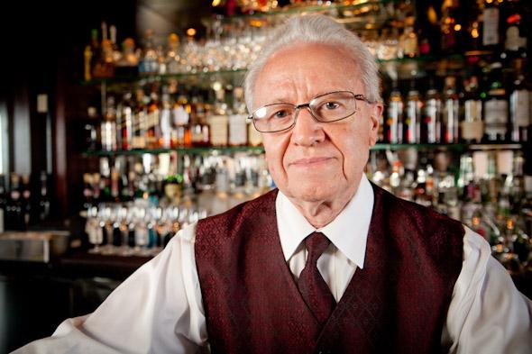 Get To Know A Bartender Joe Gomes Park Hyatt Roof Lounge
