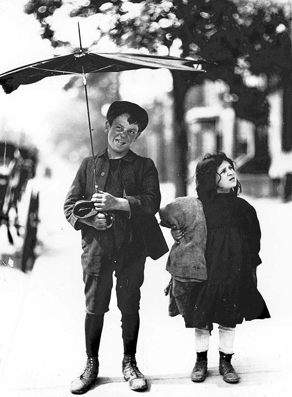 toronto the ward kids umbrella