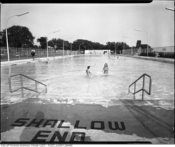 History of Swimming Toronto