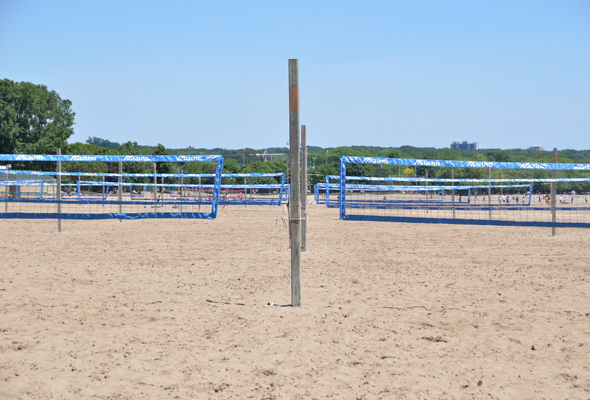 Toronto Beach Profiles Woodbine