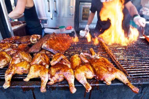 toronto ribfest 2012