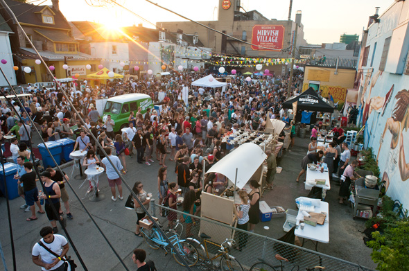 The top 10 spring food events in toronto for 2014 for Pops fish market