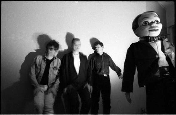 Shadowy Men on a Shadowy Planet