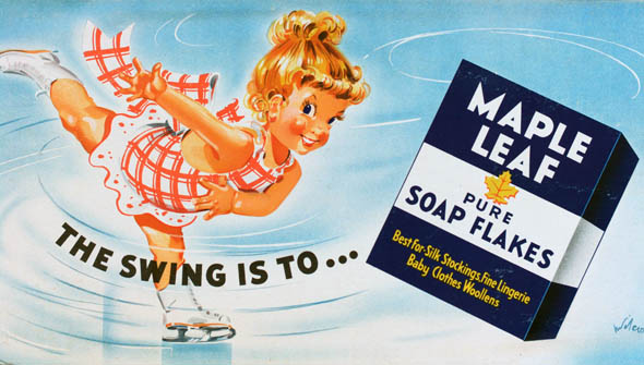 What Ttc Advertising Used To Look Like In The 1940s