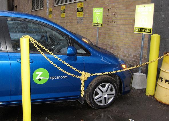 Zipcar Toronto
