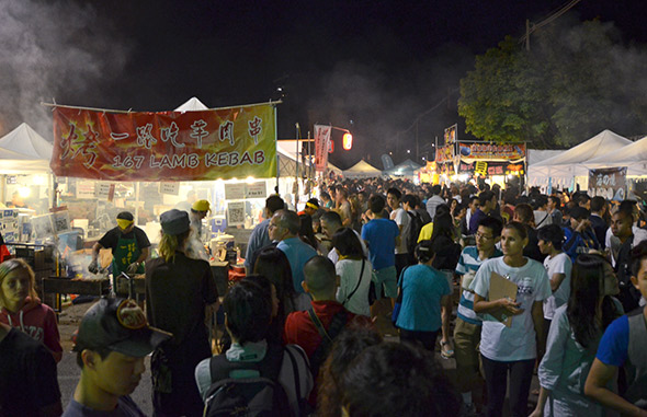 Waterfront Night Market Toronto