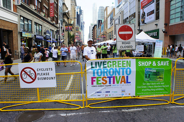 Live Green Festival Toronto
