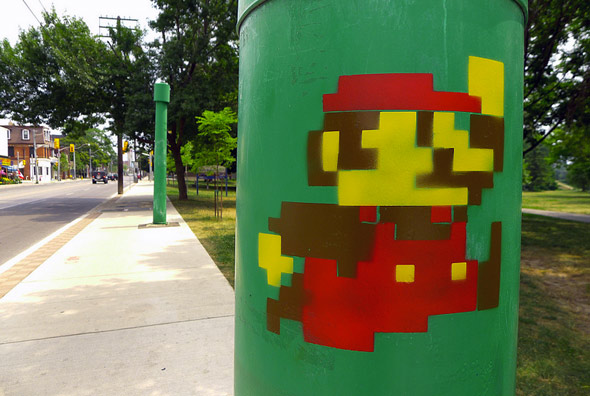 Super Mario Dundas West