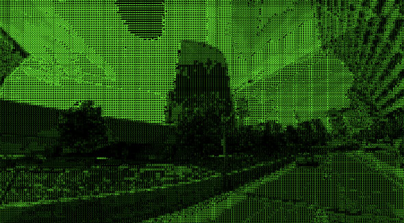 toronto city hall ASCII characters