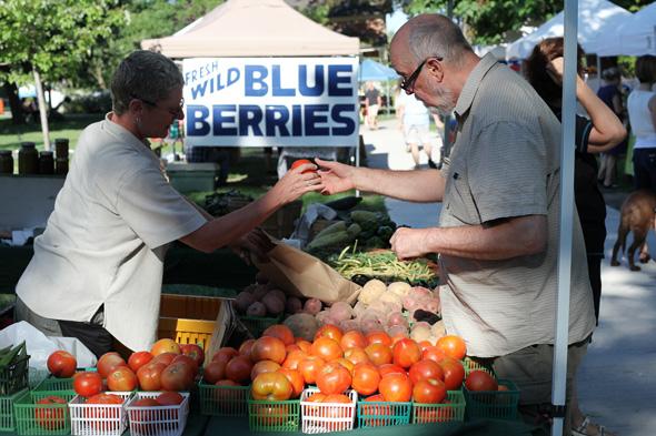 riverdale farmers market toronto