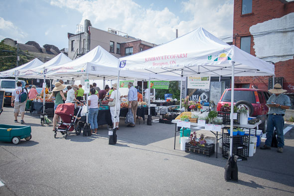bloor borden farmers market