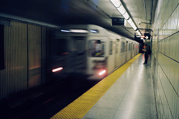 toronto subway ttc osgoode station