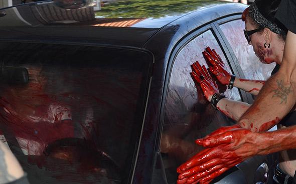 Zombie Car Wash Toronto