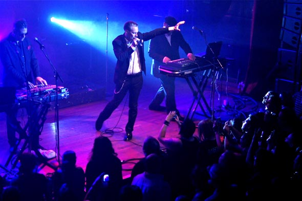 Covenant at The Mod Club