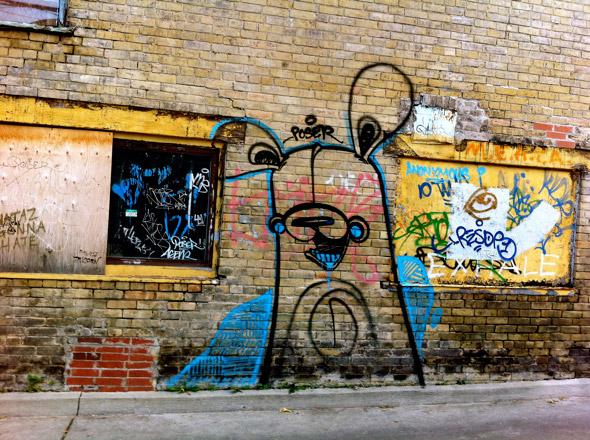 POSER Graffiti