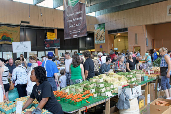 st lawrence north farmers market