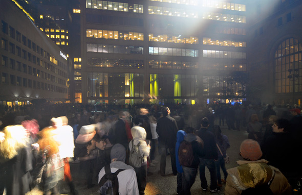 Nuit Blanche Toronto 2012