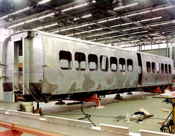 turbotrain toronto