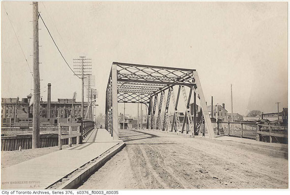 toronto old eastern avenue bridge