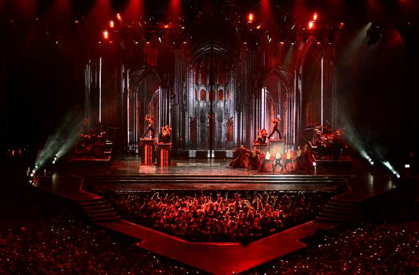 Madonna Toronto Concert