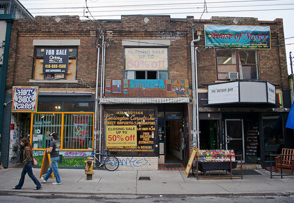 191 Baldwin Street Toronto