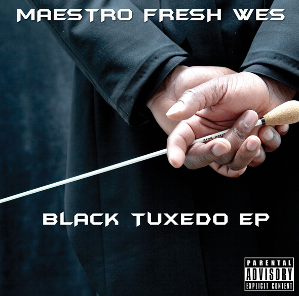 Maestro Fresh Wes Black Tuxedo