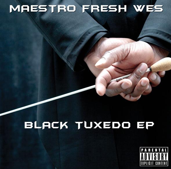 Maestro Fresh Wes Black Tuxedo