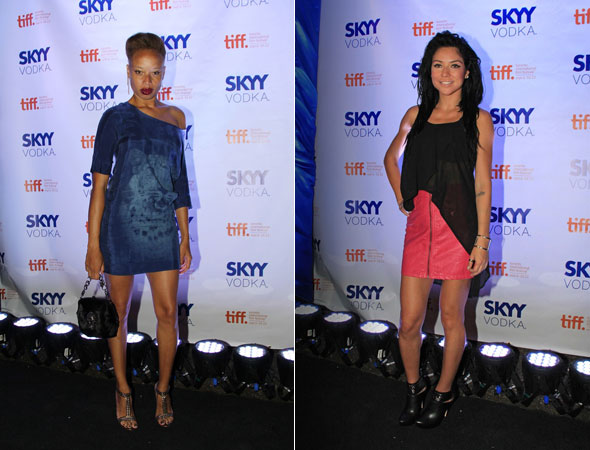 Skyy vodka party toronto
