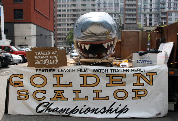 Golden Scallop Championship