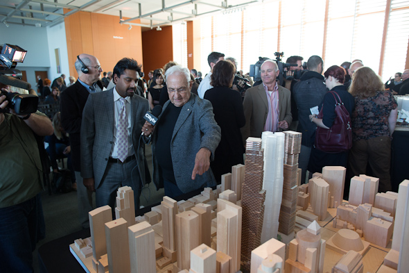 Gehry Mirvish Development