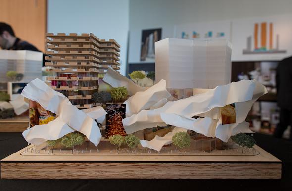 Mirvish Gehry Toronto
