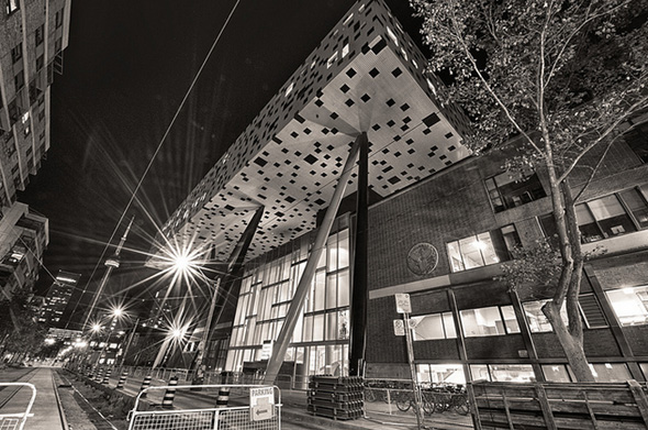 OCAD Building Toronto