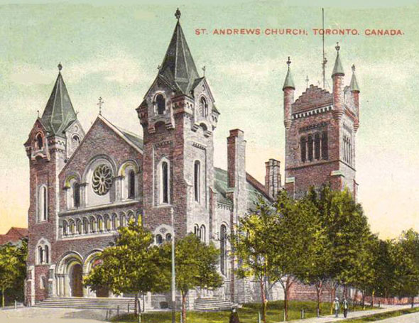 toronto st andrew's