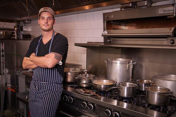 Chef Rob Rossi
