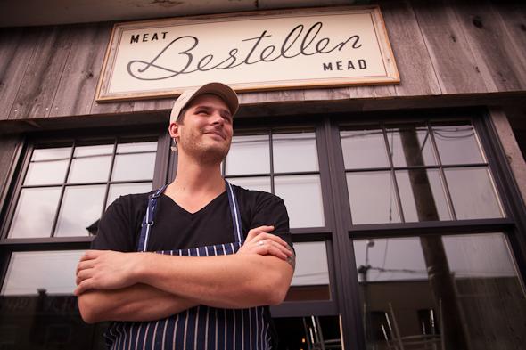 Rob Rossi Chef