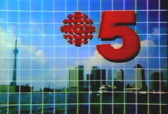Toronto TV Station Sign-Off