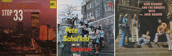 Toronto Album Covers 1960s