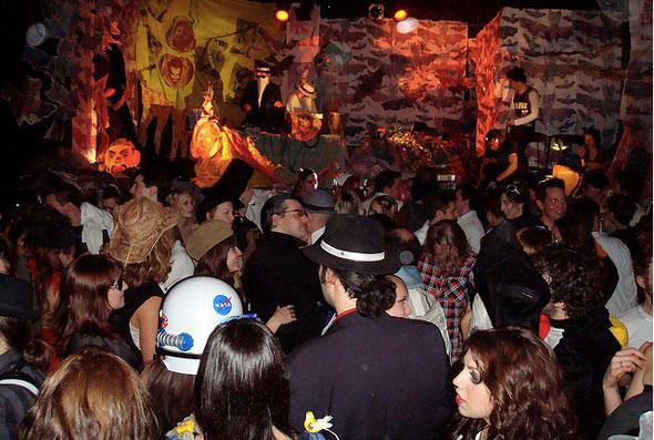 toronto halloween parties 2012