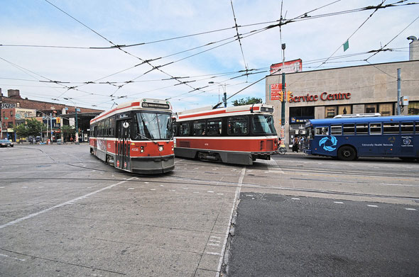 toronto streetcars