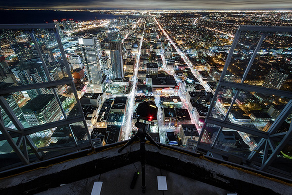 Rooftopping toronto