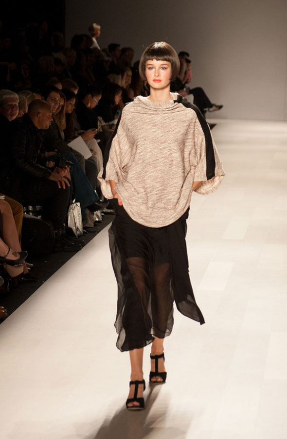 toronto fashion week melissa nepton