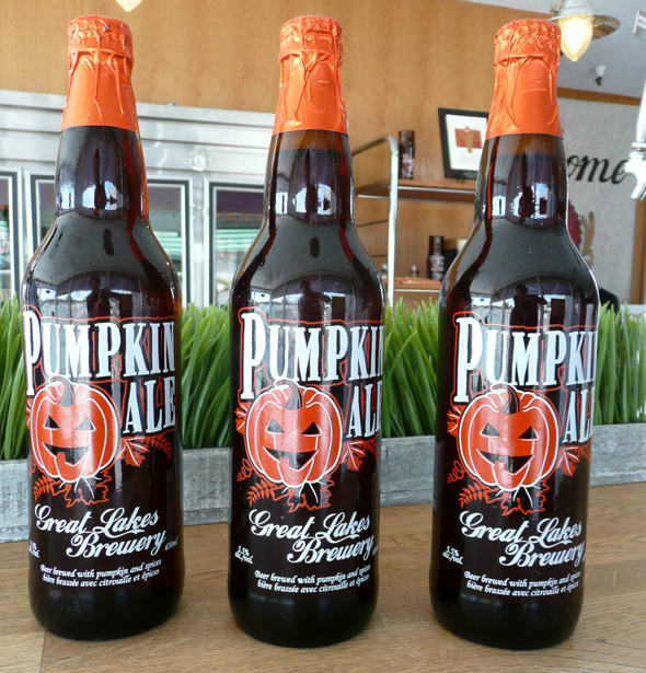 Great Lakes Brewery Pumpkin Ale