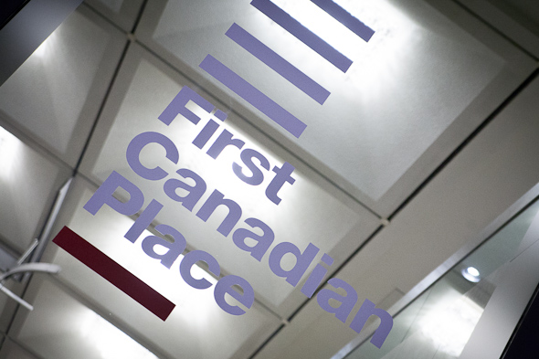 first canadian place renovation toronto