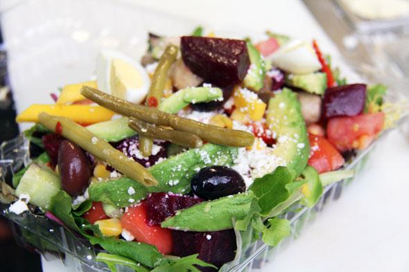 best salad toronto