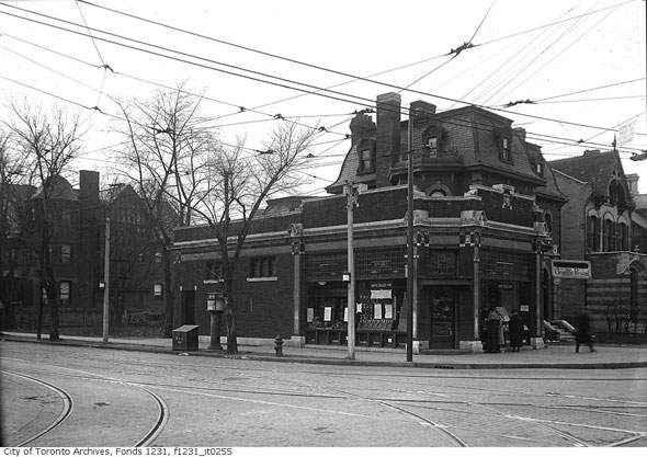 toronto guess the intersection