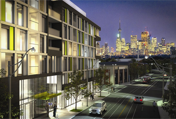 beach hill residences toronto